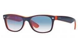 Okulary przeciwsłoneczne Ray-Ban RB 2132 789/3F  NEW WAYFARER