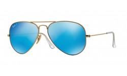 Okulary przeciwsłoneczne Ray-Ban RB3025 112/4L AVIATOR LARGE METAL