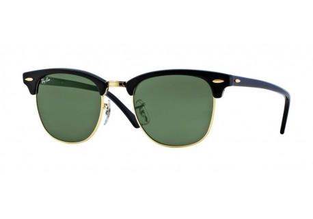 Okulary przeciwsłoneczne Ray-Ban RB3016 W0365 CLUBMASTER