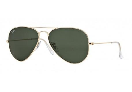 Okulary przeciwsłoneczne Ray-Ban RB3025 L0205 AVIATOR LARGE METAL
