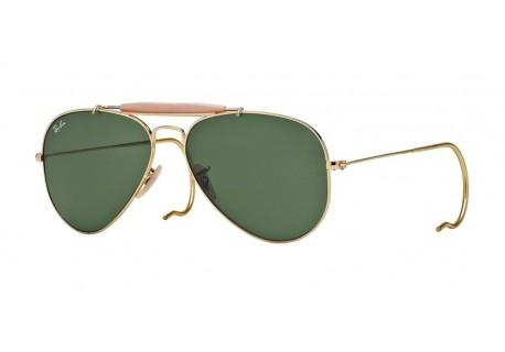 Okulary przeciwsłoneczne Ray-Ban RB3030 L0216 OUTDOORSMAN