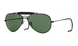 Okulary przeciwsłoneczne Ray-Ban RB3030 L9500 OUTDOORSMAN