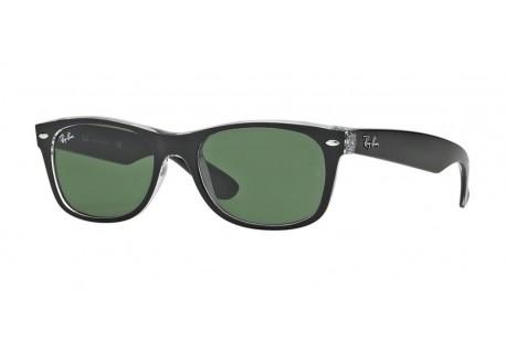 Okulary przeciwsłoneczne Ray-Ban RB2132 6052 NEW WAYFARER