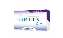 Air Optix Aqua Multifocal (3 szt.)