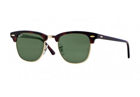 Okulary przeciwsłoneczne Ray-Ban RB3016 W0366 CLUBMASTER