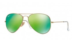 RAY-BAN RB3025 112/P9 AVIATOR LARGE METAL