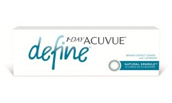 1-Day Acuvue Define SPARKLE (30 szt.)