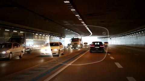 OKULARY POLARYZACYJNE DO Auta ciemne + jazdy nocą. Zdjęcie